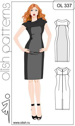 Моделирование Одежды Для Полных Женщин